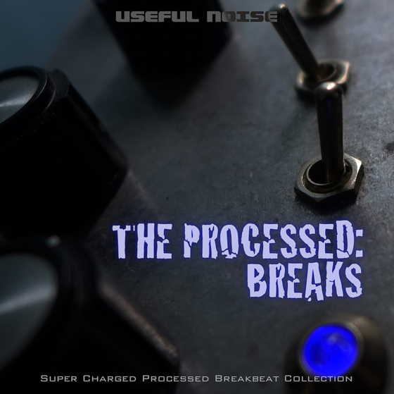 Useful Noise The Processed Breaks AiFF-AUDIOSTRiKE